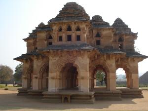 Lotus Mahal, Hampi