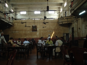 Indian Coffee House, off College St, Kolkata