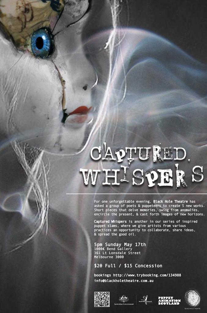 CAPTURED WHISPERS EFLYER